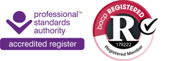 Knights Counselling Professional Standards Authority Accredited Register BACP Registered Member